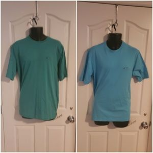 Lot Of 2 Greg Norman T Shirts Size Medium